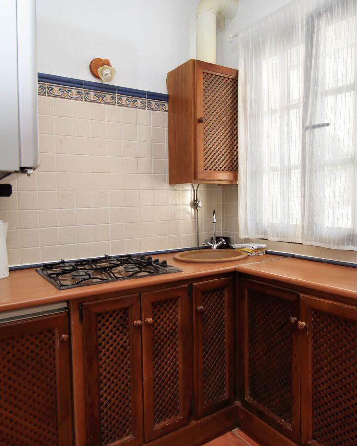cocina de casita júzcar