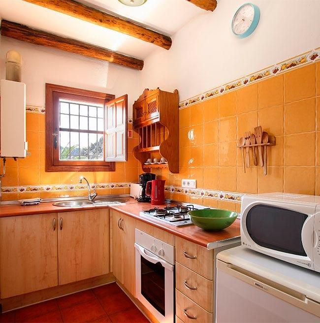 Todas las facilidades en tu cocina