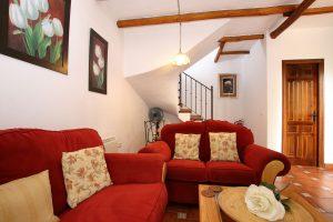 salón decodado estilo andaluz