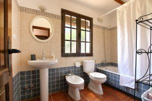 Baños de nuestras casitas