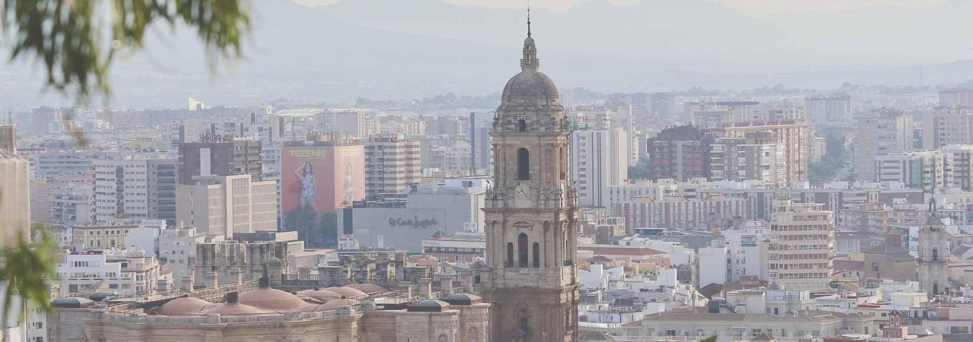 Málaga catedral