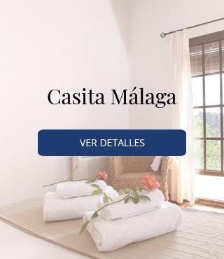 Casita Málaga para 2 personas en Montejaque