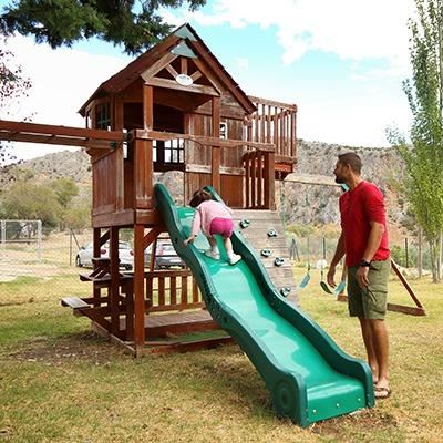 Parques infantiles en Casitas